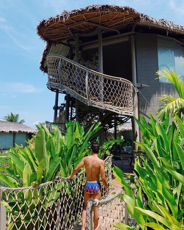 Treo mình như Tarzan ngoài đời thực ở resort 5 sao trên cây đang là tâm điểm Thái Lan - Ảnh 16.