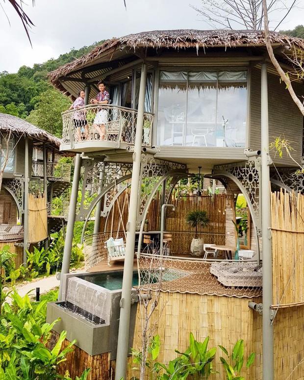 Treo mình như Tarzan ngoài đời thực ở resort 5 sao trên cây đang là tâm điểm Thái Lan - Ảnh 15.
