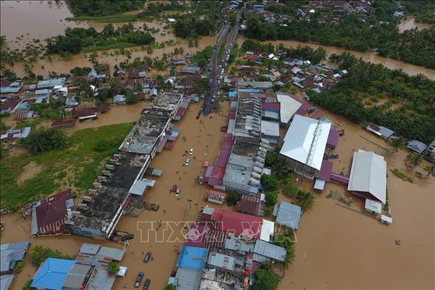 8 công ty khai thác than bị cáo buộc khiến lũ lụt xảy ra ở Bengkulu, Indonesia - Ảnh 1.