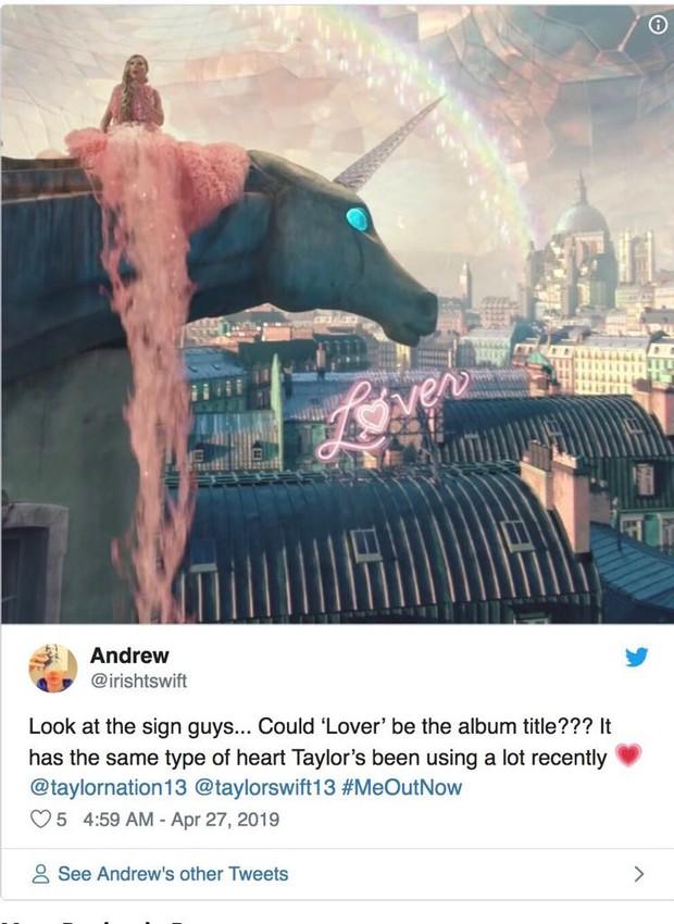 Super soi tất tần tật chi tiết nhỏ xíu trong MV Me! để thấy Taylor đã thả thính cực mạnh về album mới - Ảnh 7.