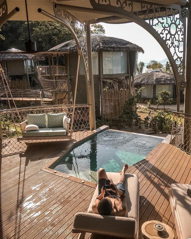 Treo mình như Tarzan ngoài đời thực ở resort 5 sao trên cây đang là tâm điểm Thái Lan - Ảnh 33.