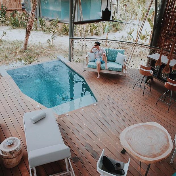 Treo mình như Tarzan ngoài đời thực ở resort 5 sao trên cây đang là tâm điểm Thái Lan - Ảnh 19.
