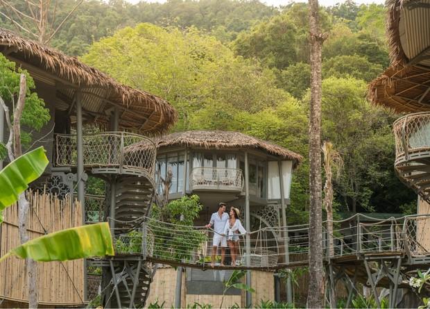 Treo mình như Tarzan ngoài đời thực ở resort 5 sao trên cây đang là tâm điểm Thái Lan - Ảnh 9.