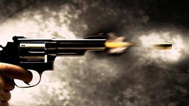 Súng nổ tại trường gà, một thanh niên bị bắn trọng thương  - Ảnh 1.