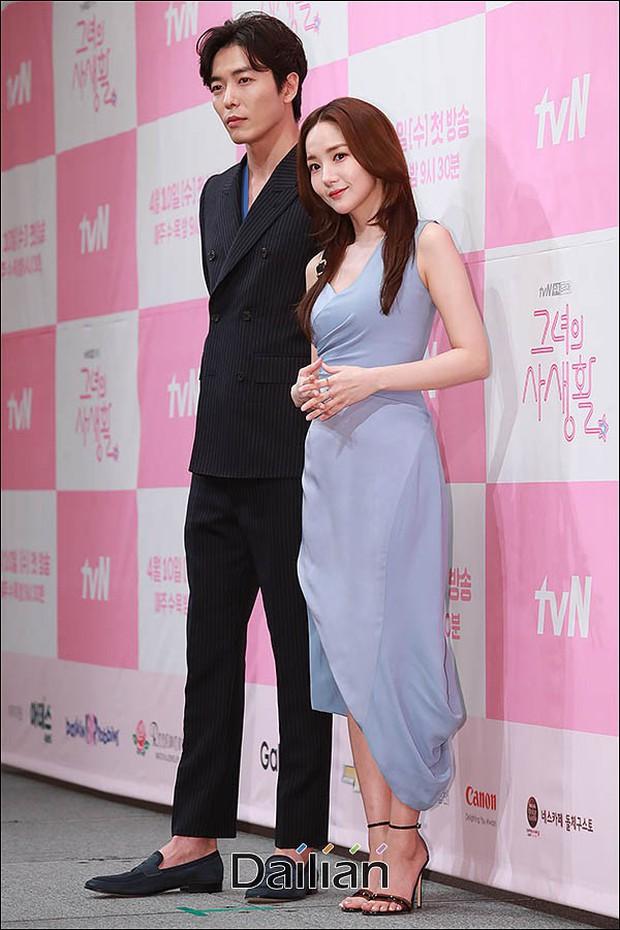 Nữ hoàng dao kéo Park Min Young đẹp ngất ngây, gây choáng khi diện váy xẻ tà khoe body siêu nuột tại sự kiện - Ảnh 12.