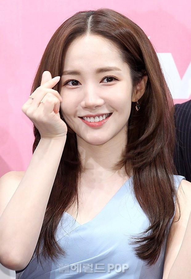 Nữ hoàng dao kéo Park Min Young đẹp ngất ngây, gây choáng khi diện váy xẻ tà khoe body siêu nuột tại sự kiện - Ảnh 7.