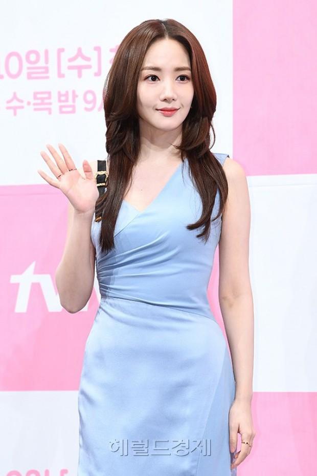Nữ hoàng dao kéo Park Min Young đẹp ngất ngây, gây choáng khi diện váy xẻ tà khoe body siêu nuột tại sự kiện - Ảnh 5.