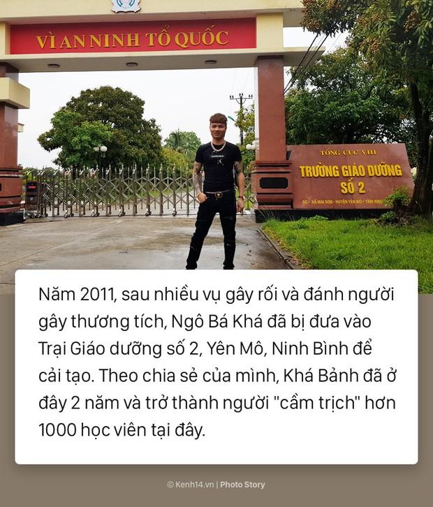 Điểm lại chuỗi thành tích bất hảo của Khá Bảnh: Từ kẻ tù tội đến thần tượng lệch chuẩn của 1 bộ phận dân mạng Việt Nam - Ảnh 5.