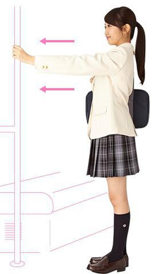 Đi xe bus thì đừng bỏ qua 3 bài tập này để giúp làm thon gọn bắp chân, bắp tay ở ngay trên xe - Ảnh 4.