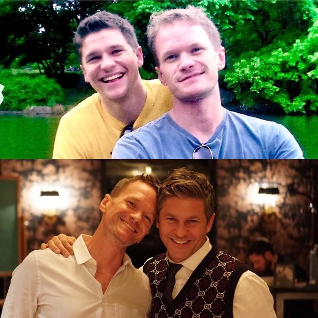 Cặp đồng tính nổi tiếng nhất Hollywood kỷ niệm 15 năm yêu: Tài tử How I met your mother giờ đã có 2 con với chồng - Ảnh 2.