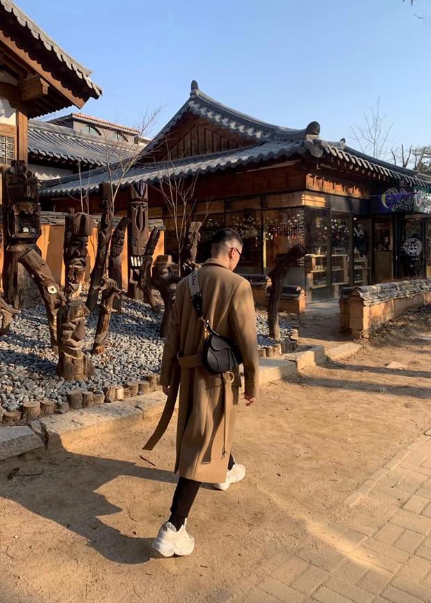 Đi du lịch Hàn cùng gia đình, đừng bỏ qua những địa điểm này nếu muốn có ảnh chụp sang xịn như nhà Kelbin Lei - Ảnh 8.