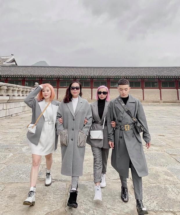 Đi du lịch Hàn cùng gia đình, đừng bỏ qua những địa điểm này nếu muốn có ảnh chụp sang xịn như nhà Kelbin Lei - Ảnh 3.