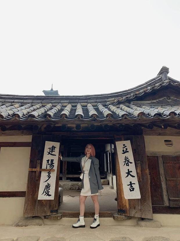 Đi du lịch Hàn cùng gia đình, đừng bỏ qua những địa điểm này nếu muốn có ảnh chụp sang xịn như nhà Kelbin Lei - Ảnh 9.