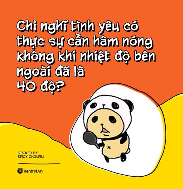 Ối giời ơi, Sài Gòn lại nóng!!! - Ảnh 1.