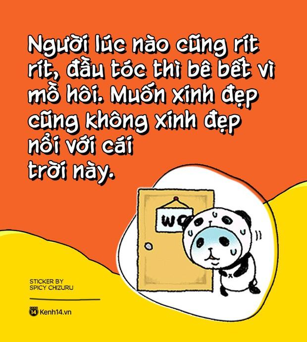 Ối giời ơi, Sài Gòn lại nóng!!! - Ảnh 7.
