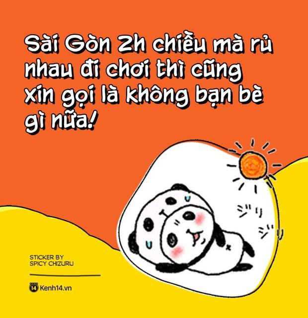 Ối giời ơi, Sài Gòn lại nóng!!! - Ảnh 3.