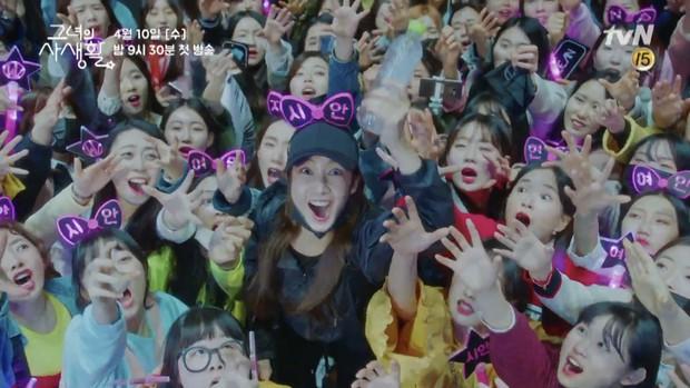 Quỳ với trình tia idol của Park Min Young: Cao hứng đến nỗi đạp bẹp luôn sếp! - Ảnh 3.