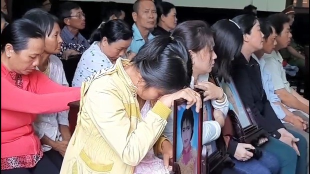 Tử hình đối tượng giết 3 người bên gia đình vợ ở Tiền Giang - Ảnh 3.