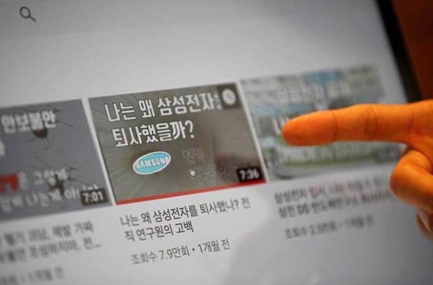 Căng thẳng, kiệt sức, người trẻ Hàn Quốc đang chuyển sang làm YouTuber thay vì văn phòng lương cao tại Samsung - Ảnh 4.