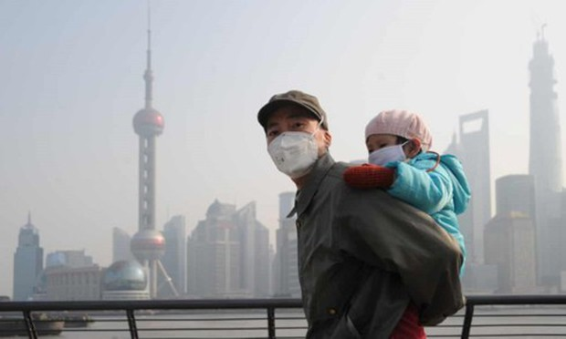 Ô nhiễm không khí rút ngắn khoảng 20 tháng tuổi thọ - Ảnh 1.