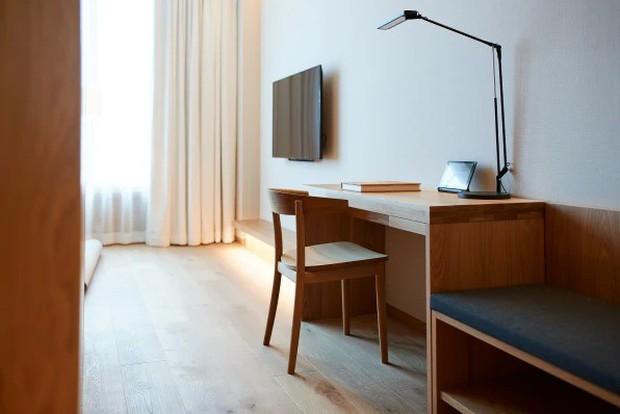Không chỉ bán mỹ phẩm, Muji Nhật vừa khai trương khách sạn phong cách tối giản, giá sương sương 3 triệu/đêm - Ảnh 3.