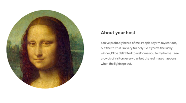 Chuyện thật như đùa: Bảo tàng Louvre (Paris) sắp biến thành Airbnb, kèm gói dịch vụ sang xịn ngang với gói của tổng thống Obama, Beyoncé, Jay-Z - Ảnh 4.