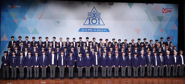 Bày tỏ tham vọng tấn công Billboard, Produce X 101 bị netizen ném đá không trượt phát nào - Ảnh 1.