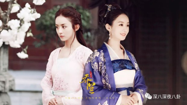 Ba lần liên tiếp trở mặt với người đại diện, Triệu Lệ Dĩnh bị nghi ngờ nhân cách có vấn đề - Ảnh 15.