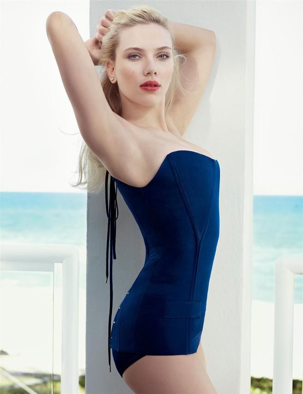Ai ngờ dàn mỹ nhân Avengers toàn sở hữu body nóng bỏng mắt: Scarlett siêu hot, nhưng gây choáng nhất lại là số 2 - Ảnh 3.
