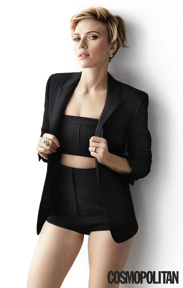 Ai ngờ dàn mỹ nhân Avengers toàn sở hữu body nóng bỏng mắt: Scarlett siêu hot, nhưng gây choáng nhất lại là số 2 - Ảnh 6.