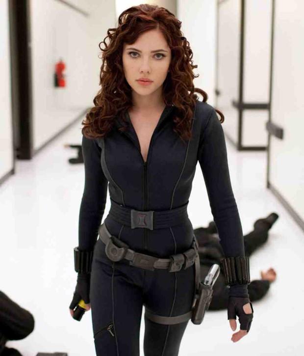 Ai ngờ dàn mỹ nhân Avengers toàn sở hữu body nóng bỏng mắt: Scarlett siêu hot, nhưng gây choáng nhất lại là số 2 - Ảnh 1.