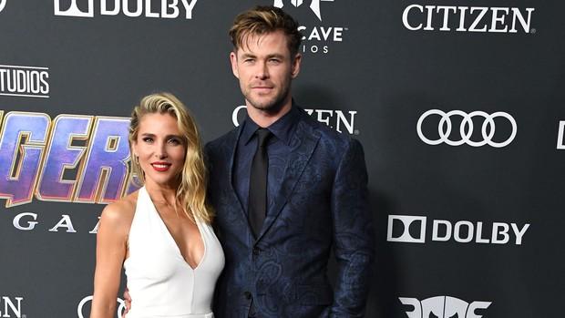 Cặp anh em đắt giá nhất thế giới Chris - Liam Hemsworth: Đẹp như thần, anh cưới cô đào hơn 7 tuổi, em lấy vợ quá bá đạo - Ảnh 9.