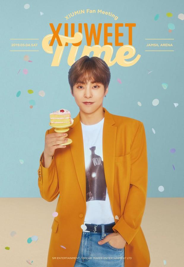Có ai thương fan như Xiumin (EXO): Chuẩn bị 1001 món quà đặc biệt dành tặng fan trước thềm nhập ngũ - Ảnh 4.