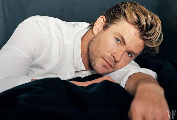 Cặp anh em đắt giá nhất thế giới Chris - Liam Hemsworth: Đẹp như thần, anh cưới cô đào hơn 7 tuổi, em lấy vợ quá bá đạo - Ảnh 4.