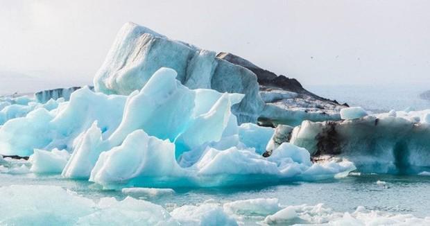 Phát hiện lượng hạt nhân khổng lồ tích trữ trong các dòng sông băng của Trái đất - Ảnh 1.