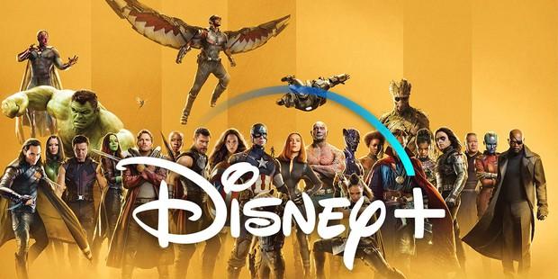 """Sau Endgame, vũ trụ điện ảnh Marvel sẽ """"bung lụa trên nền tảng truyền hình trực tuyến của Disney như thế nào? - Ảnh 1."""