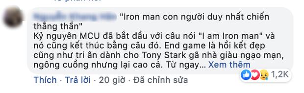 MXH trước sự ra đi của Iron Man: Trừ lần đầu bay lên bầu trời xanh, sau này không còn thấy anh ấy cười nữa… - Ảnh 4.
