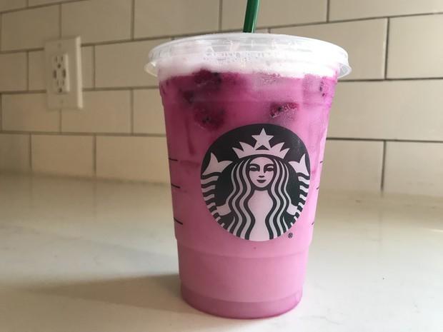Starbucks ra mắt đồ uống mới màu hồng siêu bánh bèo, kết hợp những trái cây được rất nhiều người thích - Ảnh 4.
