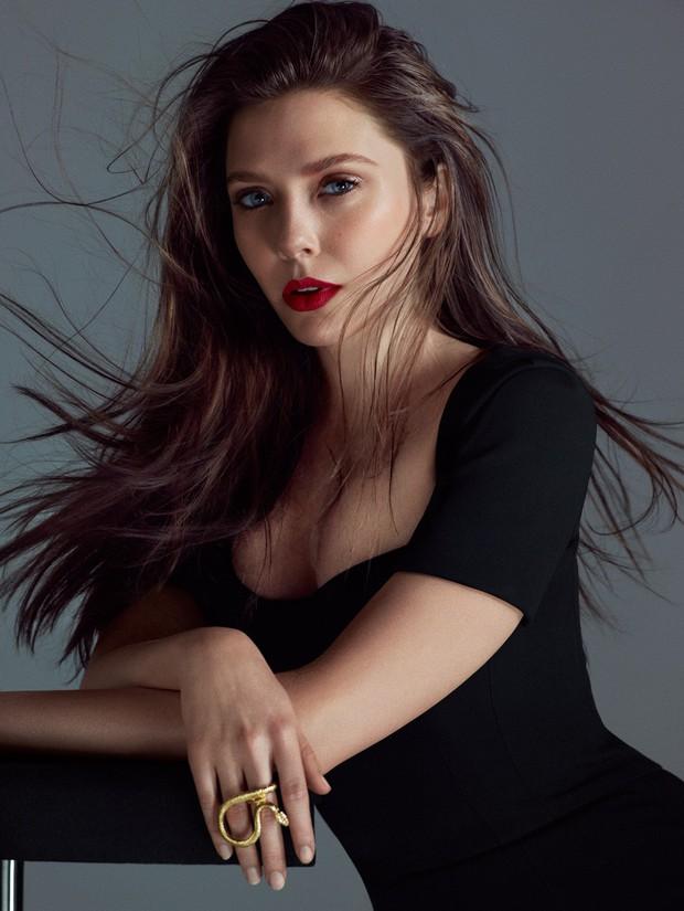 Ai ngờ dàn mỹ nhân Avengers toàn sở hữu body nóng bỏng mắt: Scarlett siêu hot, nhưng gây choáng nhất lại là số 2 - Ảnh 13.