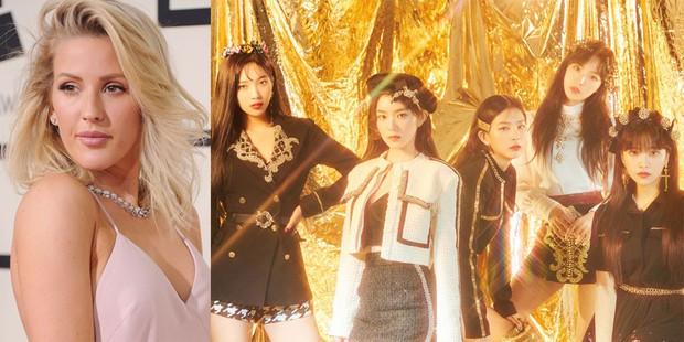 """Tin được không: Giọng ca """"Love Me Like You Do"""" sẽ """"bắt tay"""" Red Velvet tạo nên siêu hit mới? - Ảnh 1."""