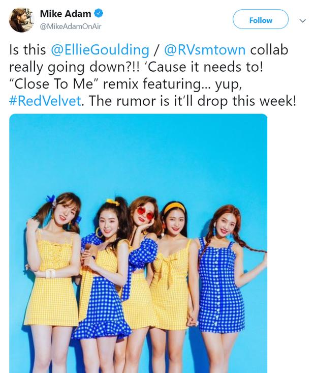 """Tin được không: Giọng ca """"Love Me Like You Do"""" sẽ """"bắt tay"""" Red Velvet tạo nên siêu hit mới? - Ảnh 3."""