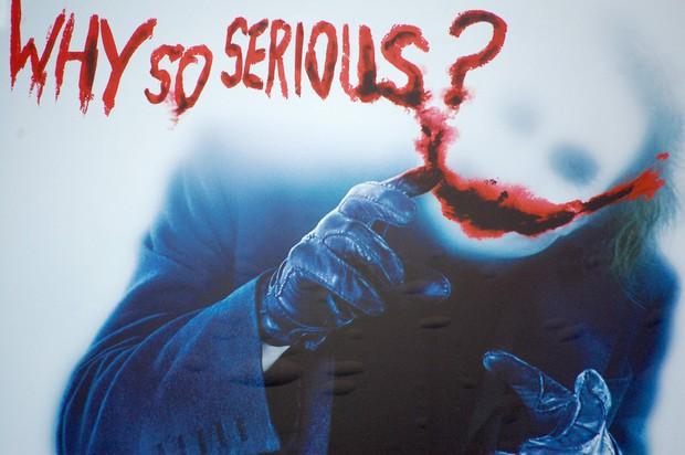 5 tên Joker được bê lên màn ảnh rộng, đâu mới là gã hề điên loạn nhất? - Ảnh 7.