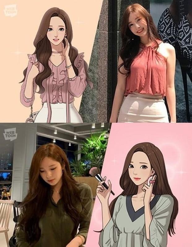 Nữ hoạ sĩ Webtoon 5,1 triệu lượt thích ở Hàn lần đầu lộ diện, body nóng bỏng của cô lấn át tất cả - Ảnh 3.