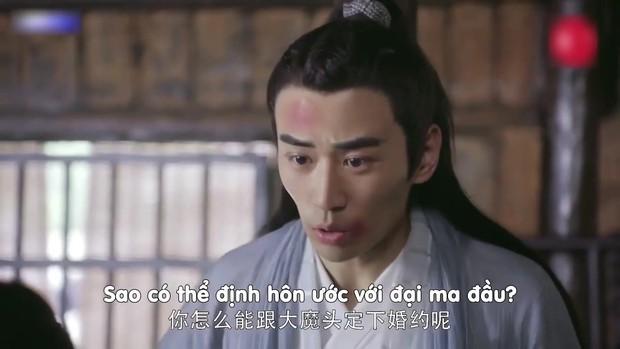 Đỉnh cao tối kiến: Biên kịch Tân Ỷ Thiên Đồ Long Ký tô trắng Chu Chỉ Nhược bằng cảnh... cưỡng bức tập thể - Ảnh 6.