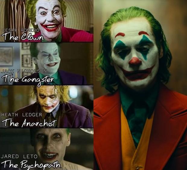 5 tên Joker được bê lên màn ảnh rộng, đâu mới là gã hề điên loạn nhất? - Ảnh 9.
