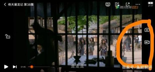 Xem Tân Ỷ Thiên Đồ Long Ký, ai nấy đều tưởng mình là cô Tấm vì nhặt sạn mãi chưa xong - Ảnh 1.