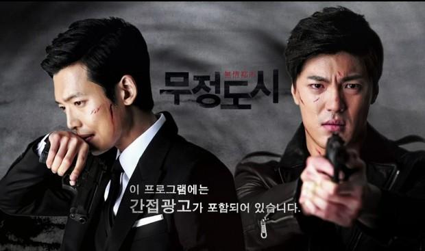 6 phim Hàn giúp bạn hiểu thế nào là dân anh chị gốc: Số 4 còn biết lợi dụng thế giới ngầm để làm thầy cãi - Ảnh 16.