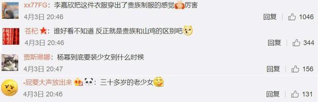 """Dương Mịch đụng độ """"Hoa hậu Hong Kong đẹp nhất lịch sử"""" Lý Gia Hân: Xinh đẹp nhưng lại quá thua thiệt về thần thái - Ảnh 7."""