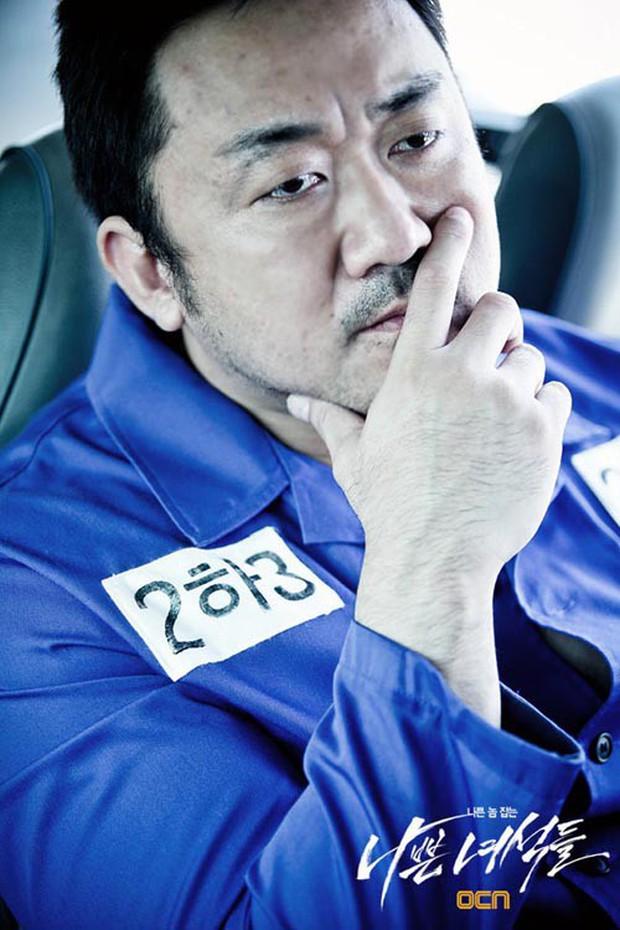 6 phim Hàn giúp bạn hiểu thế nào là dân anh chị gốc: Số 4 còn biết lợi dụng thế giới ngầm để làm thầy cãi - Ảnh 11.