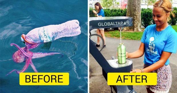Thành phố này đã mạnh tay cấm kinh doanh toàn bộ nước đóng chai, nhưng tiếc là không phải ở đâu cũng làm được - Ảnh 1.